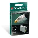 Картридж LOMOND к EPSON ST 870/1270, черный, T007401