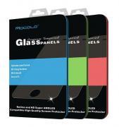 Стекло защитное для iPhone 4/4S Mocolo 0,33 mm Black