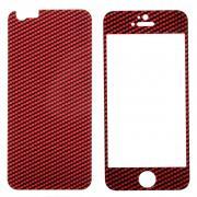 Аксессуар Защитное стекло Activ Glass Carbon Front & Back для iPhone 6...