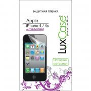 Защитная пленка LuxCase Apple iPhone 4/4S Антибликовая