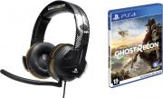 Thrustmaster Y350P Ghost Recon Wildlands игровая гарнитура для PS4 +...