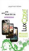 LuxCase защитная пленка для ZTE Blade S6 Lite, антибликовая