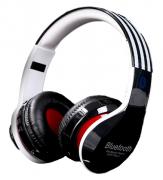 Беспроводные Bluetooth наушники с встроенным Mp3-плеером FM-радио...