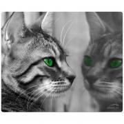 Коврик для мышки SPEEDLINK SILK (230x190x1.5 мм), кошка