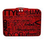 Сумка для ноутбука G-Cube GNCR-713R 13,3 Chat Room, красная