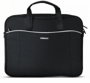 """15.6"""" Сумка для ноутбука Crown CMB-554, нейлоновая, черная"""