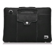 Сумка кожаная Urbano Leather Habdbag Black UZRBA-01