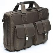 "16"" Сумка для ноутбука Bagspace с двумя карманами BS-436-16GB..."