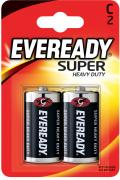 "Батарейка солевая Eveready ""Super Heavy Duty"", тип С-R14, 1,5V, 2 шт"