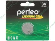 "Батарейка Perfeo ""PF CR2032/BL"" 3.0B CR2032 (1шт./уп.) (ret)"
