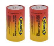 Батарейка D - Облик Alkaline LR20 ОБ-5988 (2 штуки)