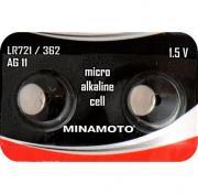 Батарейка MINAMOTO AG11, 1.5 В BL10