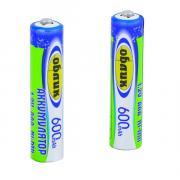 Аккумулятор AAA - Облик Ni-Mh 600 mAh ОБ-7056 (2 штуки)