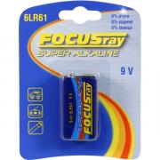Батарейка КРОНА FOCUSray 6LR61/BL1