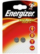 "Батарейки ""таблетка"" Energizer Alkaline LR44/A76 - 2 шт."
