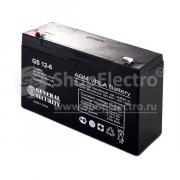 Свинцово-кислотный аккумулятор General Security GS 6-12 (6 В, 12 Ач),...