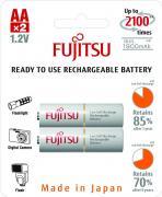 Fujitsu HR-3UTCEX(2B) AA (блистер 2шт.)