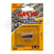 Батарейка SANYO CR2, 3 В BL1
