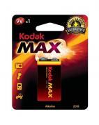 Батарейка КРОНА Kodak MAX 6LR61 9V BL1