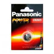 Батарейки Panasonic (1шт) (серия CR2025)