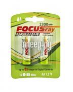 Аккумулятор AA - FOCUSray 2300 mAH (2 штуки)