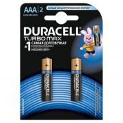 Батарейки Duracell Turbo max (2шт) (серия AAA)