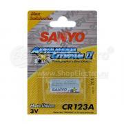 Батарейка SANYO CR123, 3 В BL1