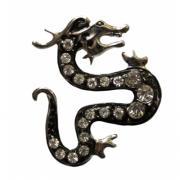 Наклейка для телефона Partner Дракон