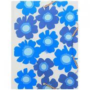 """Папка на резинке """"Comix"""", цвет: синий"""