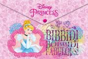 Princess Папка-конверт с застежкой Princess