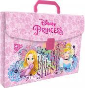 Princess Папка-портфель с ручкой Princess