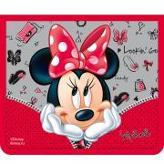 Disney Папка для тетрадей Минни формат A5 на молнии