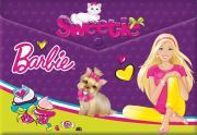 Barbie Пластиковая папка-конверт с застежкой Barbie