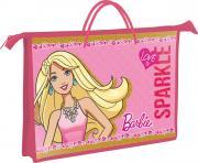 Barbie Папка-портфель с ручкой Barbie