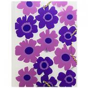 """Папка на резинке """"Comix"""", цвет: фиолетовый"""