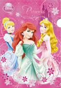 Princess Пластиковая папка-уголок Princesses