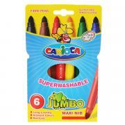 """Набор фломастеров """"Carioca Jumbo"""", 6 цветов. 40568"""