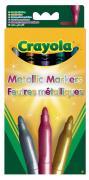 Crayola Набор маркеров металлик, 5 шт