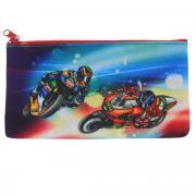 """Пенал Tiger Enterprise """"Мотоциклист"""", без наполнения, цвет:..."""