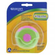 """Точилка """"Westcott"""", с антибактериальным покрытием, цвет: салатовый,..."""