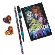 """Канцелярский набор """"Monster High"""", 5 предметов"""