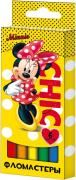 Disney Набор фломастеров Минни 6 цветов