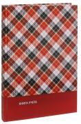 Index Тетрадь Книга учета 96 листов в клетку формат A4