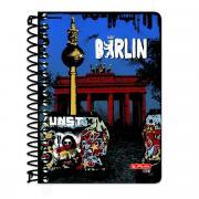 Herlitz Блокнот City Trips Berlin 200 листов в клетку