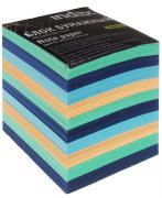 Index Блок для записей многоцветный цвет оранжевый зеленый синий...