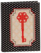 Listoff Ежедневник Ключ недатированный 160 листов