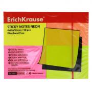 "Бумага для заметок ""Erich Krause"", с липким слоем, 200 листов, 5 см х..."