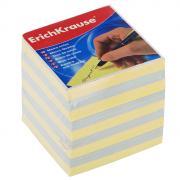 """Бумага для заметок """"Erich Krause"""", цвет: желтый, белый"""