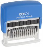 Colop Мини-нумератор тринадцатиразрядный 4 мм