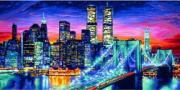 Раскраска по номерам Schipper «Манхеттен» (9220369)